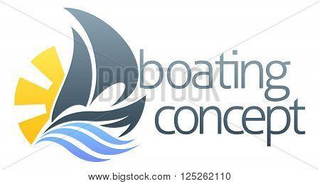 Sail Boat Concept