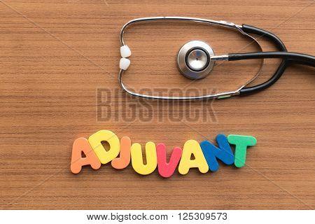 Adjuvant Medical Word