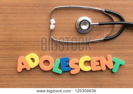 Adolescent Medical Word