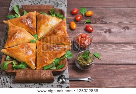 Samosa Food Photo