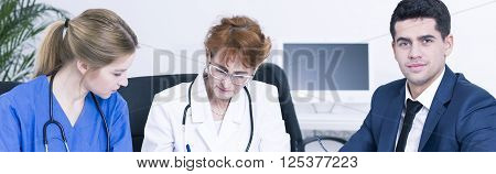 Gaining From Her Experience In Treating Patients