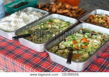 Fresh Take Away Asian Food