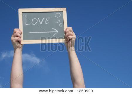 Love Is Around The Corner