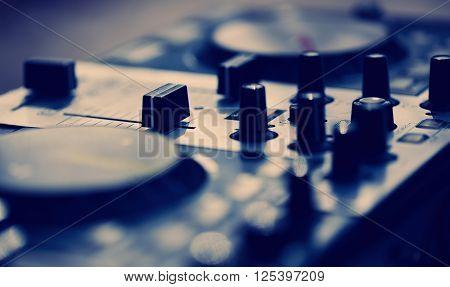 Professional Midi Controller Turntable For Dj