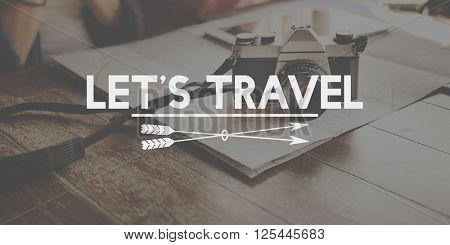 Traveling Travel Adventure Tourism Destination Concept