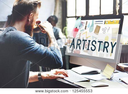 Artistry Craft Design Equipment Concept