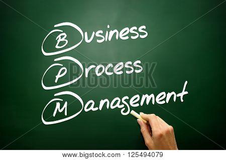 Business Process Management ( Bpm )
