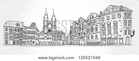 Prague Old Square