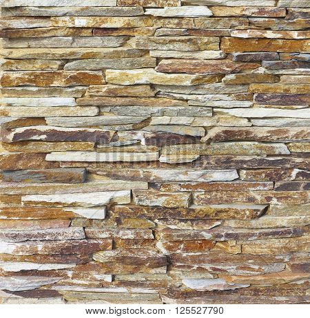 Stone paving texture. Abstract pavement background .