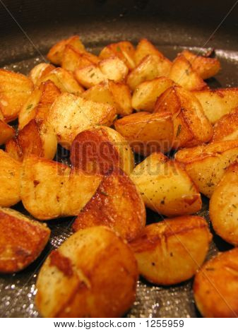 Sauté Potatoes