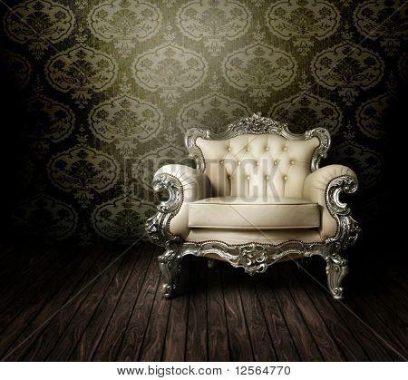 Velho estilo Interior