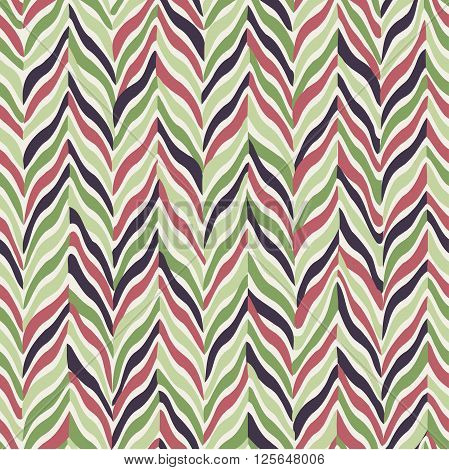 Seamless parquet pattern. Vector illustration. Coloful background.