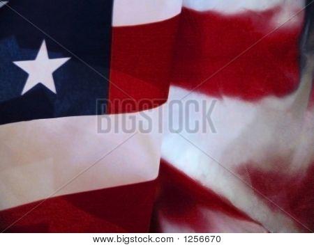 Flag Blur