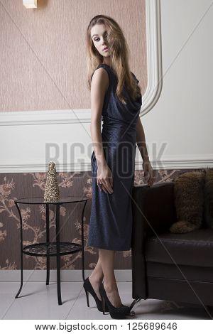 Sophisticated Elegant Woman