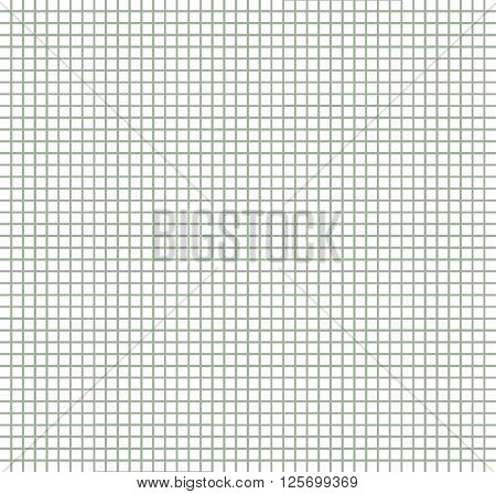 Technical Grid Background. Square Grid Background. Pattern In Cells.