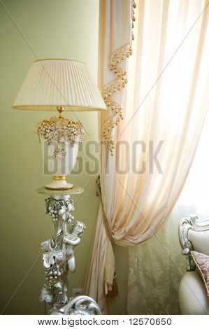 Luxury Interior poster