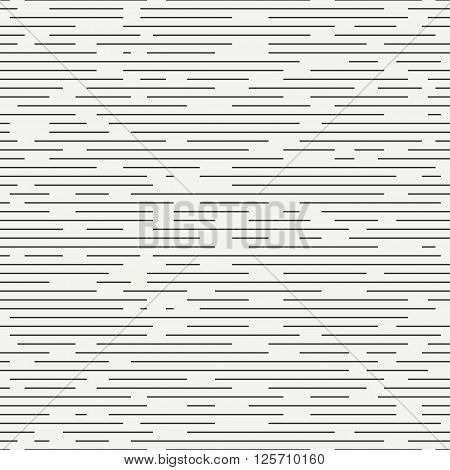 Geometric abstract seamless discrete pattern. Wrapping paper. Scrapbook paper. Tiling. Vector illustration. Background. Graphic dashed strokes texture. Fine ripple structure. Seamless pattern.