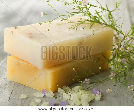 Handmade Soap.Spa products