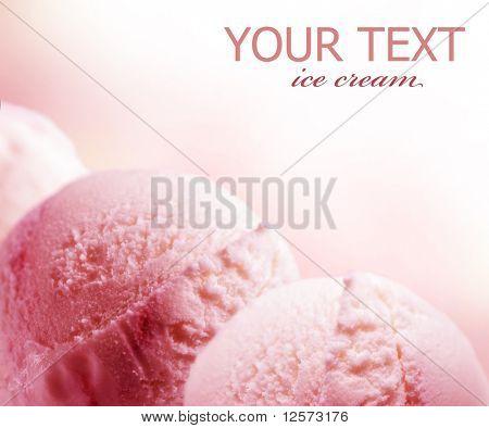 Erdbeer-Eis-Grenze