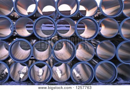 Irrigation Pipes 1