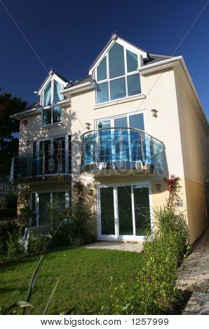 Shiny New House