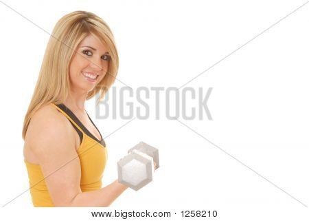 Fitness Blond