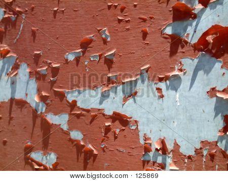 Scratched Paint