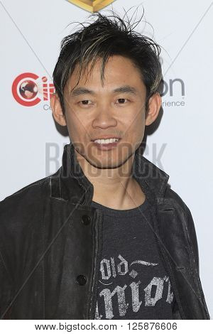 LAS VEGAS - APR 12: James Wan at the Warner Bros. Pictures Presentation during CinemaCon at Caesars Palace on April 12, 2016 in Las Vegas, Nevada