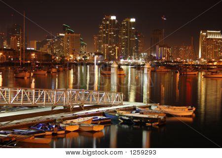 San_Diego, Skylines