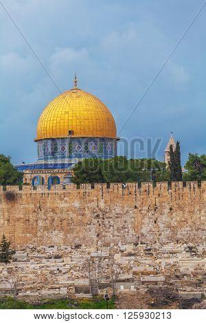 Al-aqsa Mosque, Jerusalem, Israel