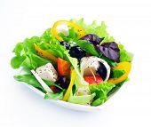 Healthy Salad poster