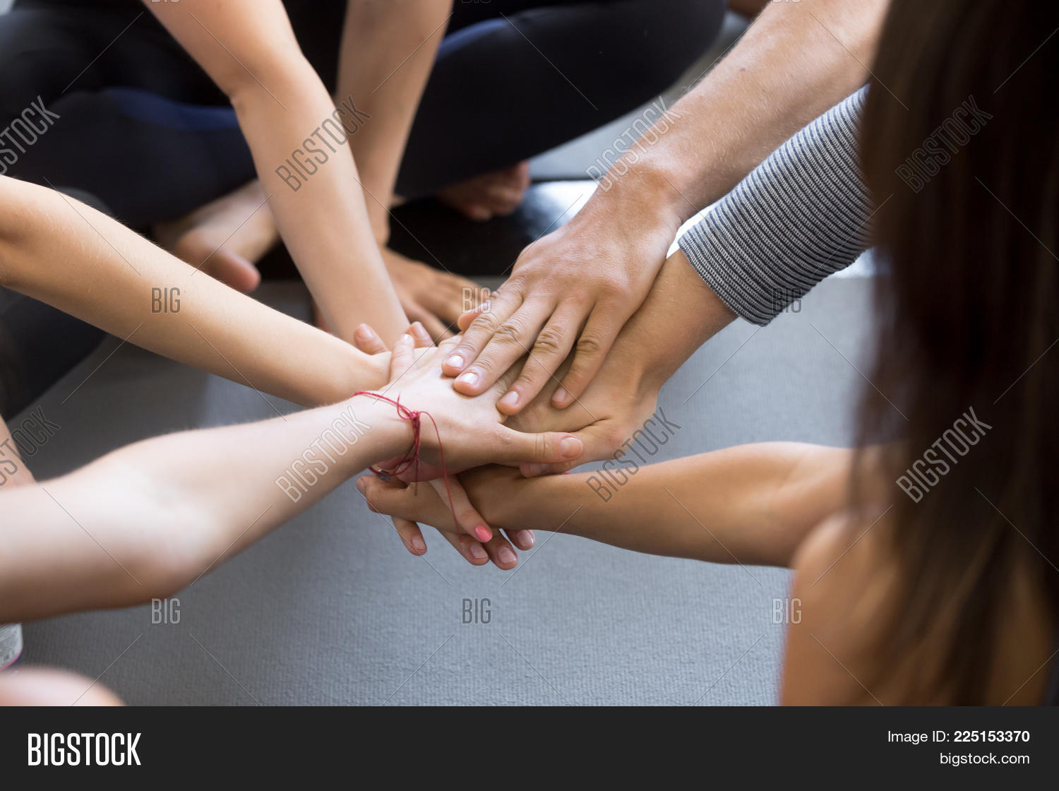 Close high five hand image photo free trial bigstock close up of high five hand gesture symbol of common celebration or greeting people m4hsunfo