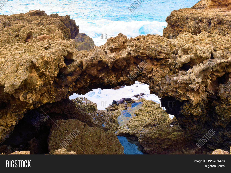 Natural Land Bridge Image & Photo (Free Trial) | Bigstock