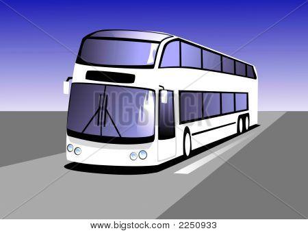 Express Double Deck Coach