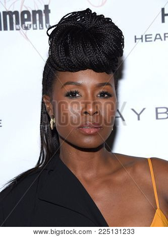 LOS ANGELES - JAN 20:  Sydelle Noel arrives for the EW Magazine honors SAG Nominees on January 20, 2018 in West Hollywood, CA