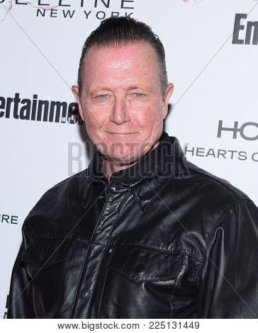 LOS ANGELES - JAN 20:  Robert Patrick arrives for the EW Magazine honors SAG Nominees on January 20, 2018 in West Hollywood, CA