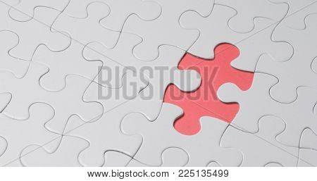 Missing piece of white puzzle