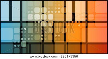 Technology Analytics and Virtual Data Management Art