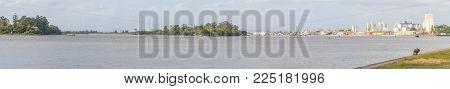 Cais Maua And Guaiba Lake, Porto Alegre