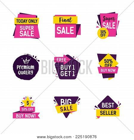 Buy now lettering set. Purchase, shopping, merchandise. Calligraphy, handwritten text can be used for greeting cards, posters, banners, festive designs, leaflets