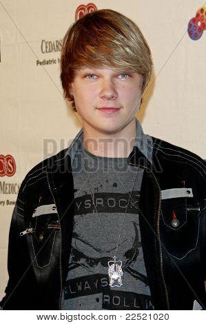 LOS ANGELES - JUN 14: Adam Hicks at the Rock-N-Reel event held at Culver Studios in Los Angeles, California on June 14, 2009