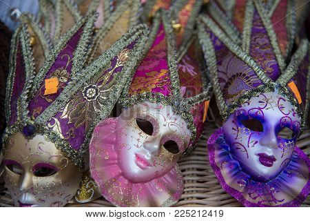 A mask is an object normally worn on the face, typically for protection, disguise, performance, or entertainment. Masks have been used since antiquity for both ceremonial and practical purposes. Especially worn during the carnival
