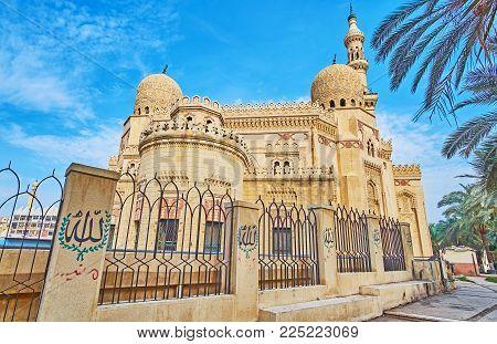 Religious Landmarks Of Alexandria, Egypt