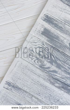 image of two wooden texture as background