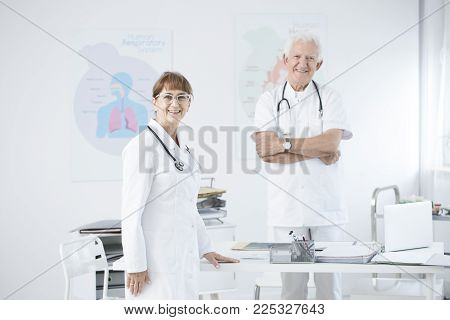 Doctors At The Office