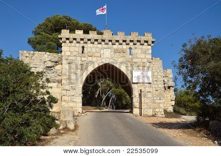 Mount Tabor Gates All Winds