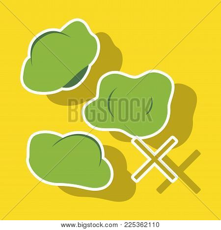 Boiled Meat Dumplings Dough Khinkali Pelmeni Minimal Flat Line Outline Colorful and Stroke Icon Pictogram