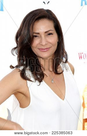 LOS ANGELES - FEB 3:  Constance Marie at the