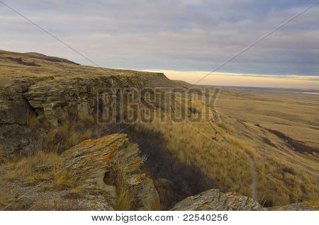 Head Smashed-in Buffalo Jump, Historic Site