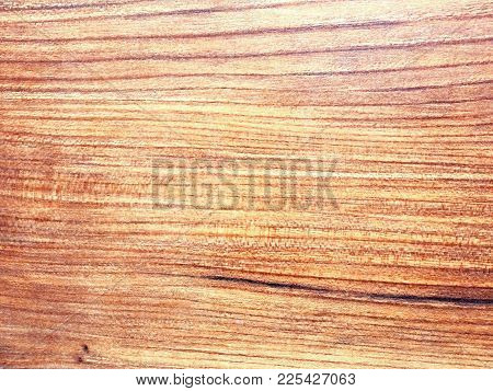 Detail Of Pine Wooden Board. Natural Rustic Pine Wood With Structure And  Knots